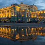 Мариинский театр откроет новый сезон 8 сентября
