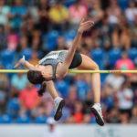 Мария Ласицкене и Максим Афонин завоевали медали международного турнира по легкой атлетике