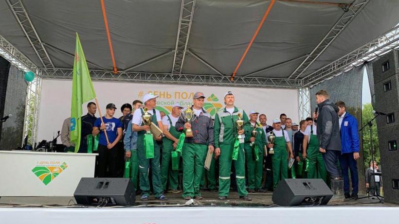 Механизатор из Талдомского городского округа стал победителем конкурса «Пахарь-2019»