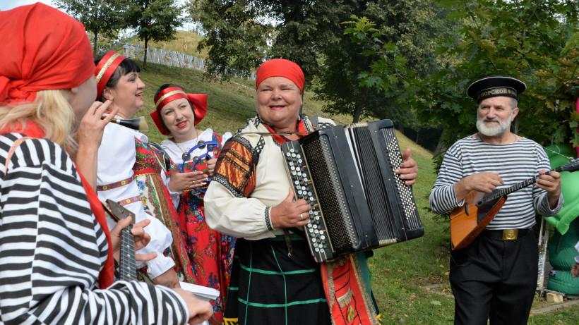 Фестиваль «Славянское подворье» в Подмосковье