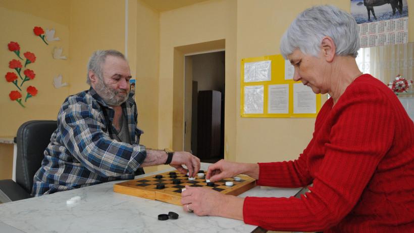 Мероприятия проекта «Долголетие в Подмосковье»: конкурс бабушек года и битва шахматистов