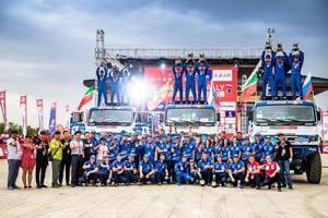 Международное ралли «Шёлковый путь - 2019» завершилось в китайском Дуньхуане