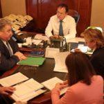 Министр культуры РФ обсудил с главой Мордовии строительство новых ДК и создание культурно-туристического центра