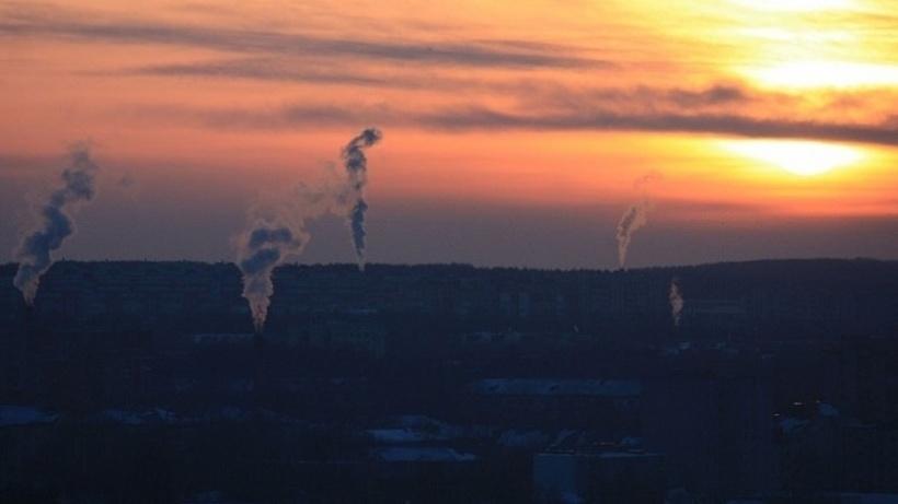 Минэкологии поддержало идею ужесточения наказания за загрязнение воздуха