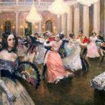 Музыкальный вечер «Пушкинский бал»