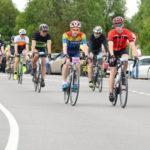 На старт велозаезда Gran Fondo в Волоколамске вышло более 1000 человек