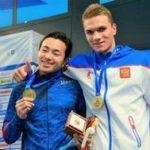 На XXX Всемирной летней универсиаде россияне пополнили копилку сборной очередными наградами