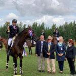 Наездники из Московской области завоевали медали чемпионата России и международных соревнований