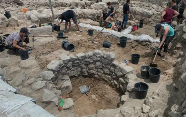 Найден древний библейский город Секелаг