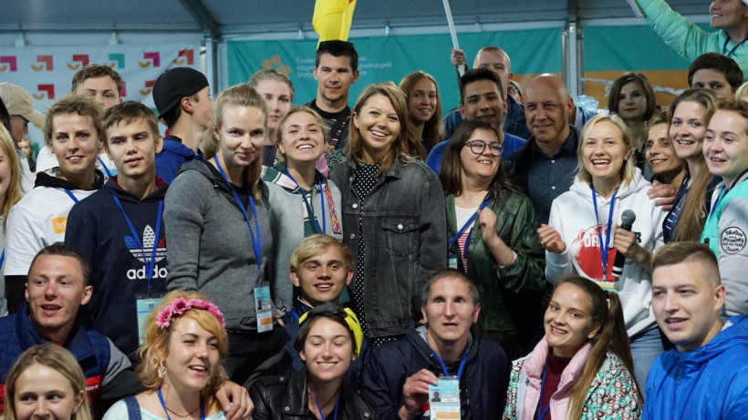 Наталья Виртуозова открыла III смену молодежного форума «Я – гражданин Подмосковья - 2019»