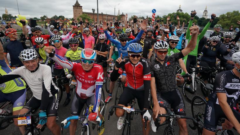 Наталья Виртуозова приняла участие в велофестивале SUMMER VELO CUP - 2019 в Коломне