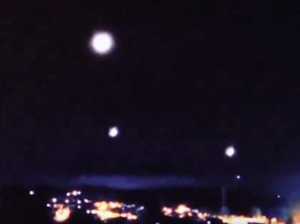 Нибиру наводит ужас: жуткие «танцы» в небе над Бразилией и Римом вызвали панику (ВИДЕО)