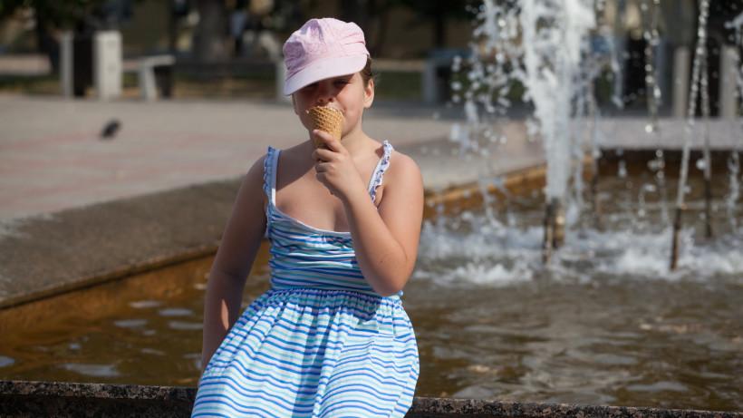 Новый фонтан откроют в микрорайоне Климовск Подольска 28 июля