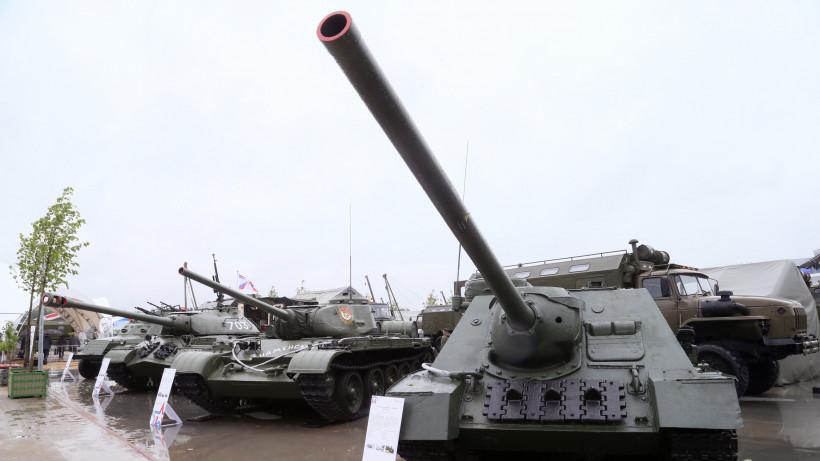 Организации Московской области призвали поучаствовать в конкурсе военно-исторических проектов