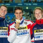 Пловцы из Подмосковья завоевали две золотые и одну серебряную медали на Чемпионате мира