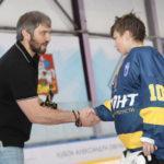 Победители «Кубка Овечкина» получат хоккейную форму и инвентарь