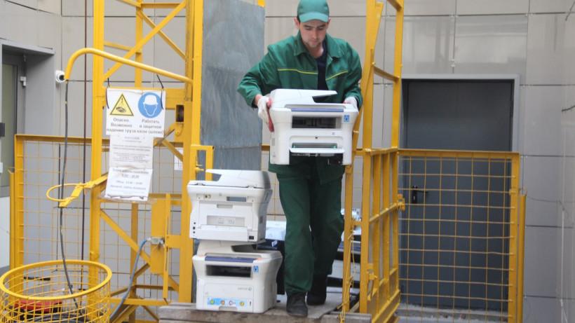 Почти 230 тонн электронных отходов утилизовано в Подмосковье с начала года