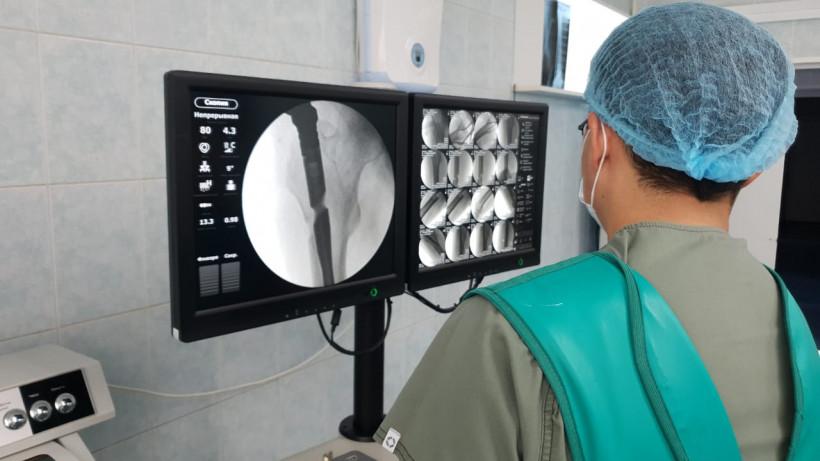Почти 900 высокотехнологичных операций по восстановлению мениска провели врачи в Дубне
