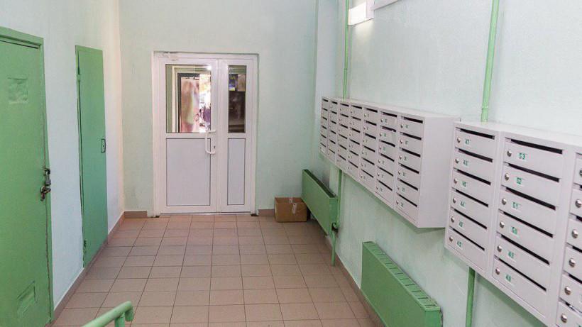 Подъезды жилых домов привели в нормативное состояние в 10 муниципалитетах Подмосковья