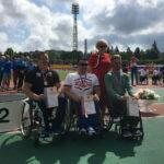 Подмосковные легкоатлеты-паралимпийцы завоевали 15 медалей и установили мировой рекорд на чемпионате России