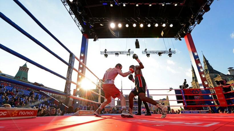 Подмосковные спортсмены примут участие в Международном Дне бокса на Красной площади