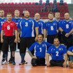 Подмосковные спортсмены в составе сборной России по волейболу сидя получили путевку на Паралимпийские игры 2020 года