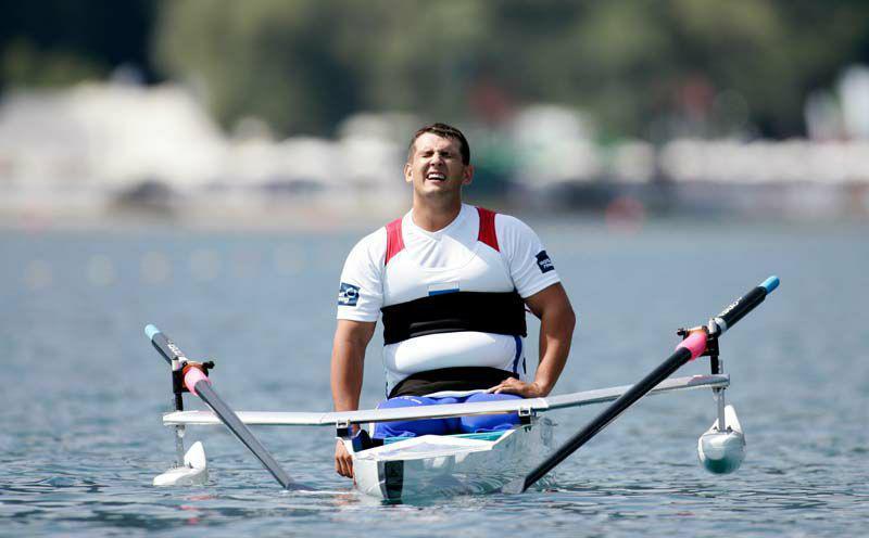 Подмосковный паралимпиец – чемпион России по академической гребле