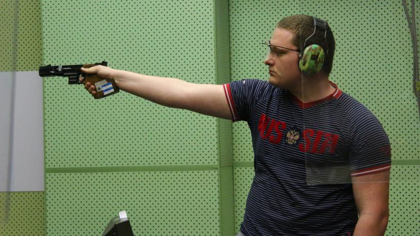 Подмосковный спортсмен завоевал серебро на Кубке мира по пулевой стрельбе