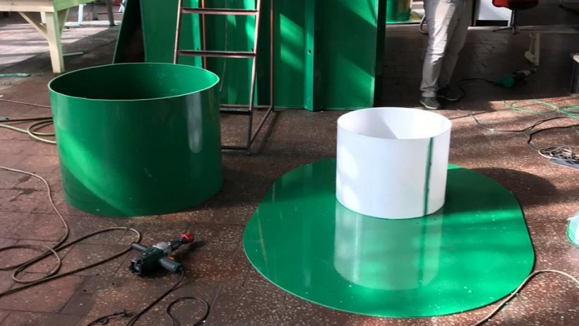Подольский ЦНИИТОЧМАШ создал цех по производству локальных очистных сооружений