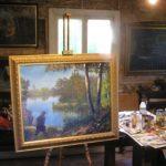 Презентация выставки картин Виидо Поликарпуса