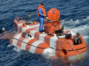 При пожаре на глубоководном аппарате погибли 14 моряков РФ — Минобороны