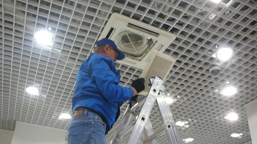 Работу систем дымоудаления и противопожарной автоматики восстановили в жилом доме Подольска