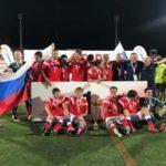 Россияне выиграли Чемпионат мира по футболу спорта лиц с заболеванием церебральным параличом