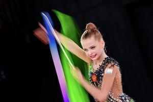 Россиянки выиграли Первенство мира по художественной гимнастике