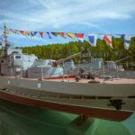 Российские музеи и парки подготовили специальные программы к Дню военно-морского флота