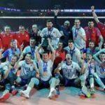 Российские волейболисты – двукратные победители Лиги наций