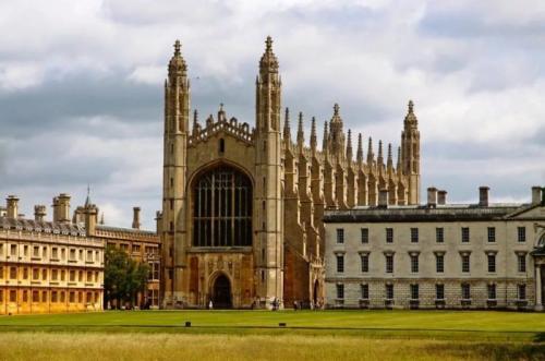Самые красивые университетские здания мира