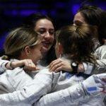 Сборная России по фехтованию выиграла общекомандный зачёт Чемпионата мира