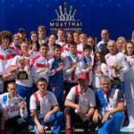 Сборная России по тайскому боксу – первая в общекомандном зачёте на Чемпионате мира