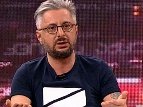 """Скандальный директор """"Рустави-2"""", обещавший мочиться в вино и боржоми для России, уволен"""