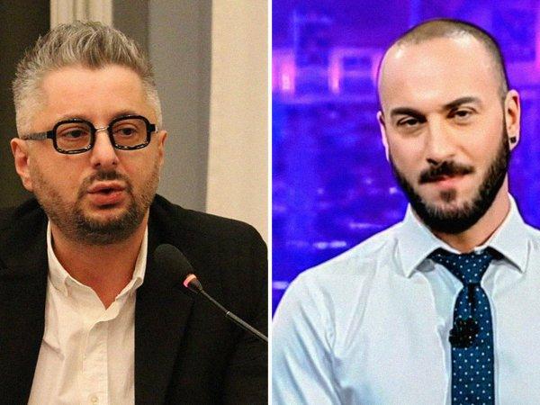 СМИ: Габуния — гей-партнер директора «Рустави 2», а автором мата в адрес Путина является Саакашвили