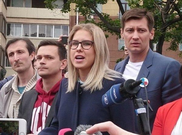 Соболь и Гудкову отказали в регистрации кандидатами в Мосгордуму