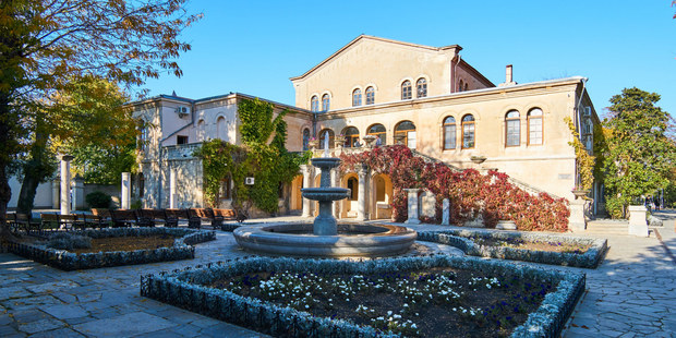 Совещание, посвященное вопросам развития музея-заповедника «Херсонес Таврический» и Севастопольского военно-исторического музея-заповедника