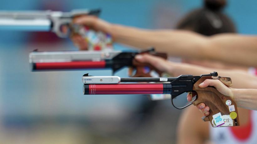 Спортсменки из Подмосковья завоевали 4 медали Спартакиады по пулевой стрельбе