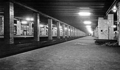 Станции, которых нет на картах метро
