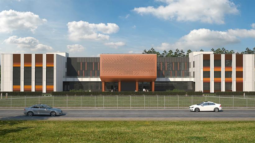 Строительство школы в Ступине завершат в 2020 году
