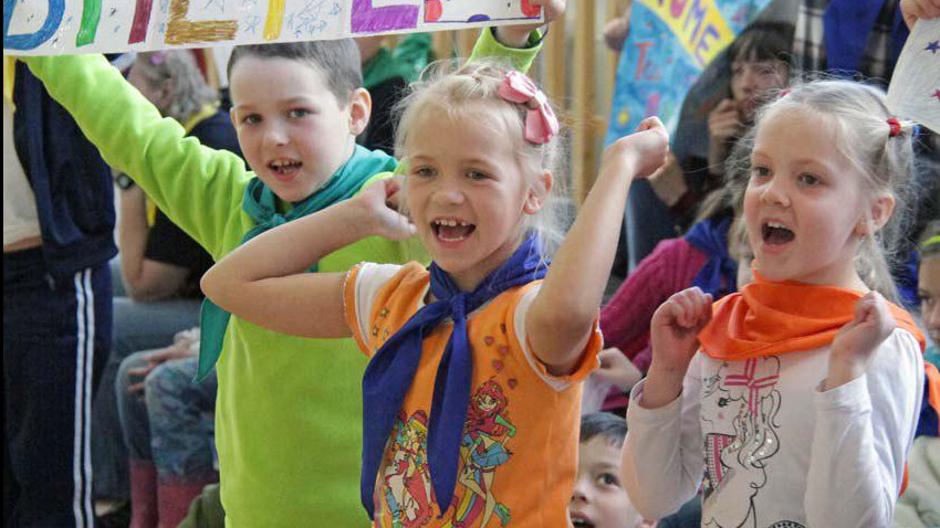 Свыше 700 детей из России и Белоруссии посетят военно-исторический лагерь в Бородине