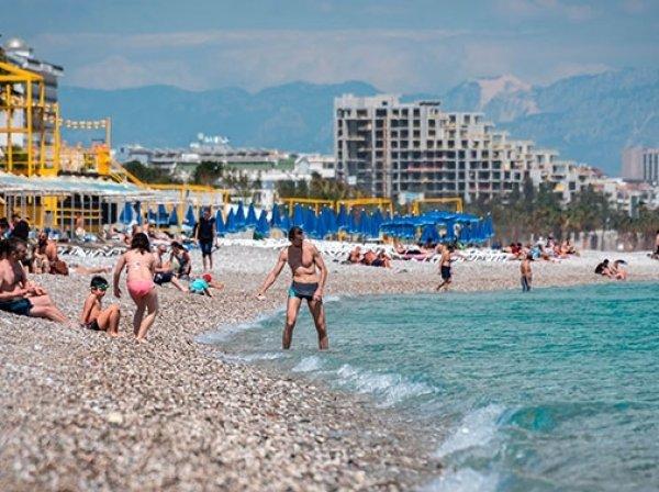Турецкие отели снизили цены для российских туристов