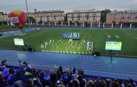 В Ижевске в рамках ФЦП открылся реконструированный стадион «Динамо»