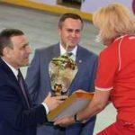 В Йошкар-Оле состоялась церемония закрытия III Всероссийской летней спартакиады инвалидов